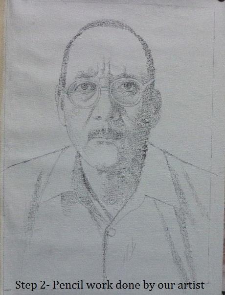 Photo to pencil sketch